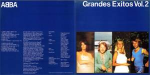 Grandesexitos2 lp gatefold w