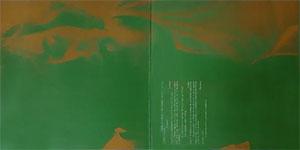 Verde gatefold w